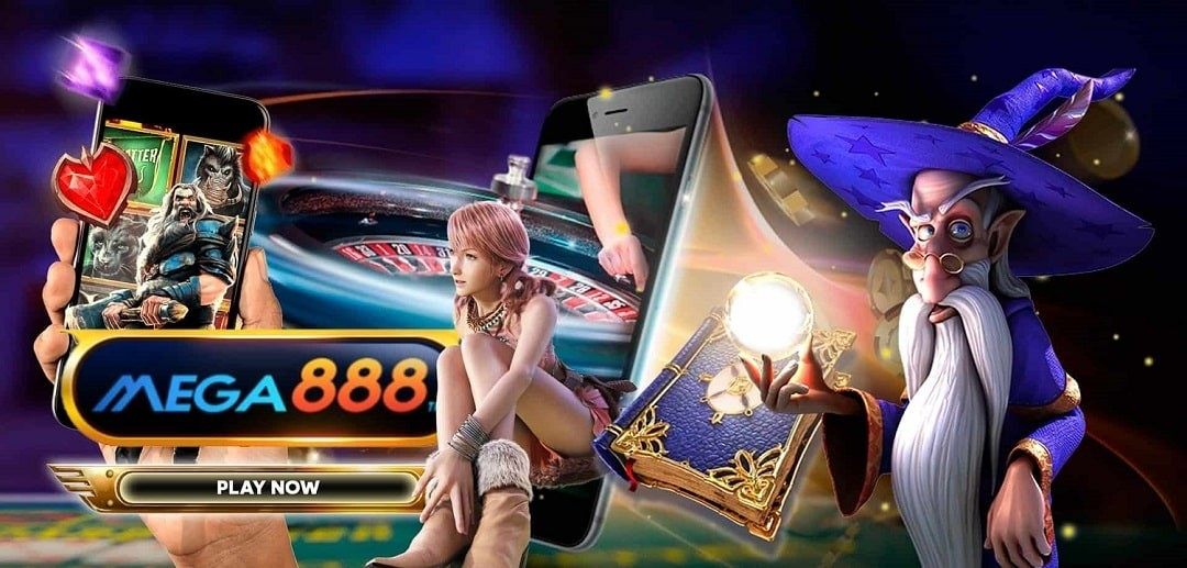 Mega888 Online APK Download Link Game Client Android & iOS